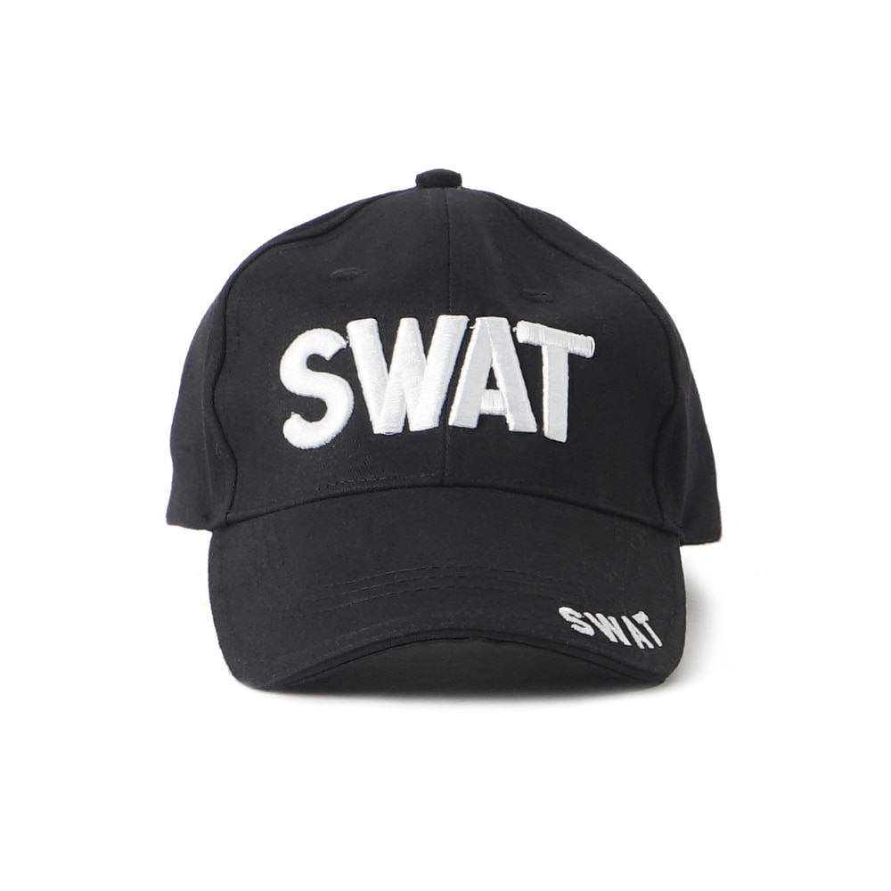 Military Baseball Cap Dead Stock 'SWAT'