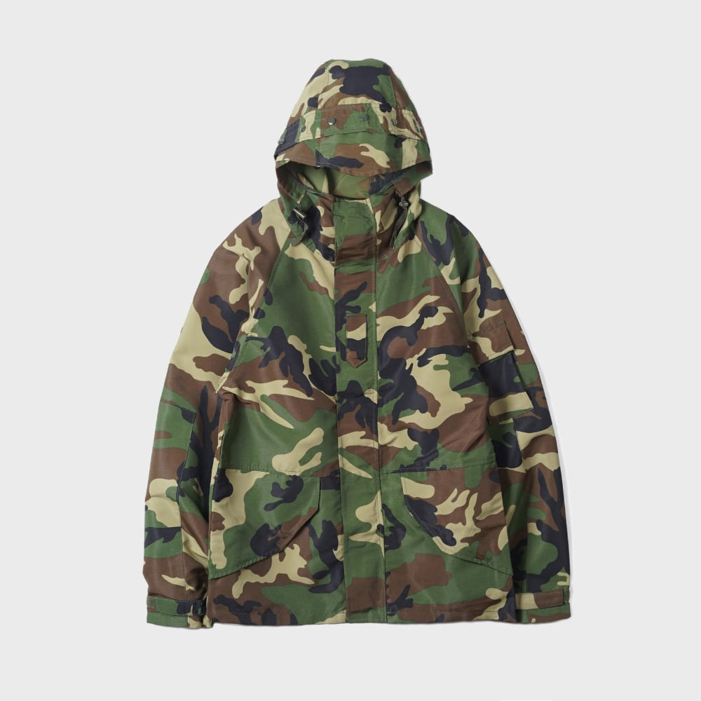 US Military ECWCS  Lightweight Parka - Woodland