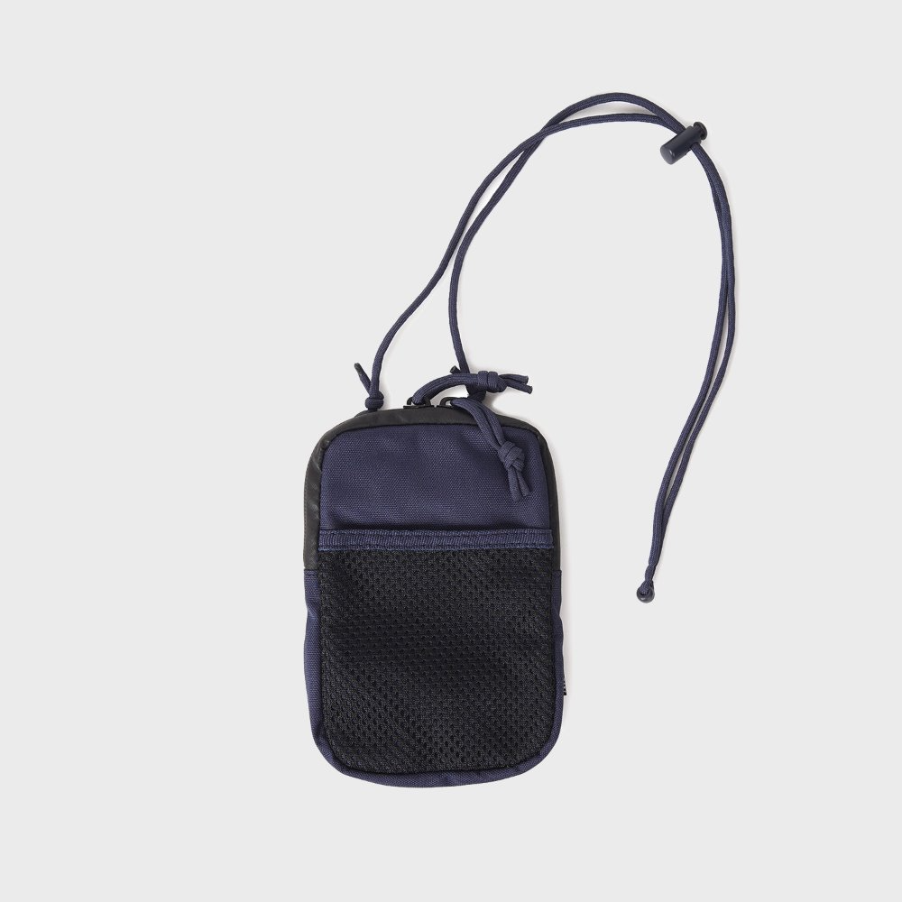 GP0183 Neck Mesh Pouch - Navy