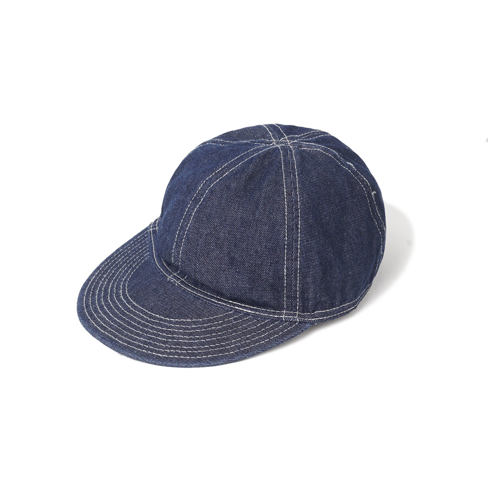 US Type Denim Work Cap