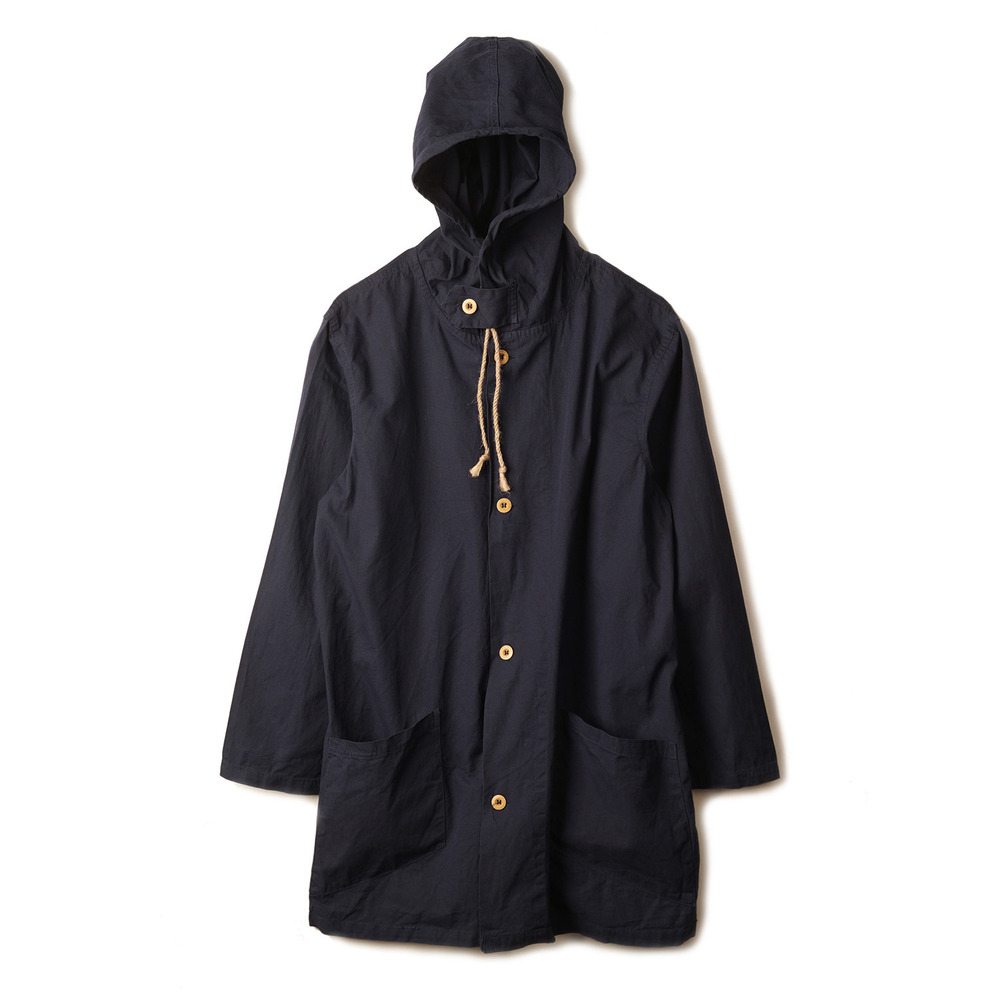 Sweden Type M40 Snow Camo Parka 'Navy'