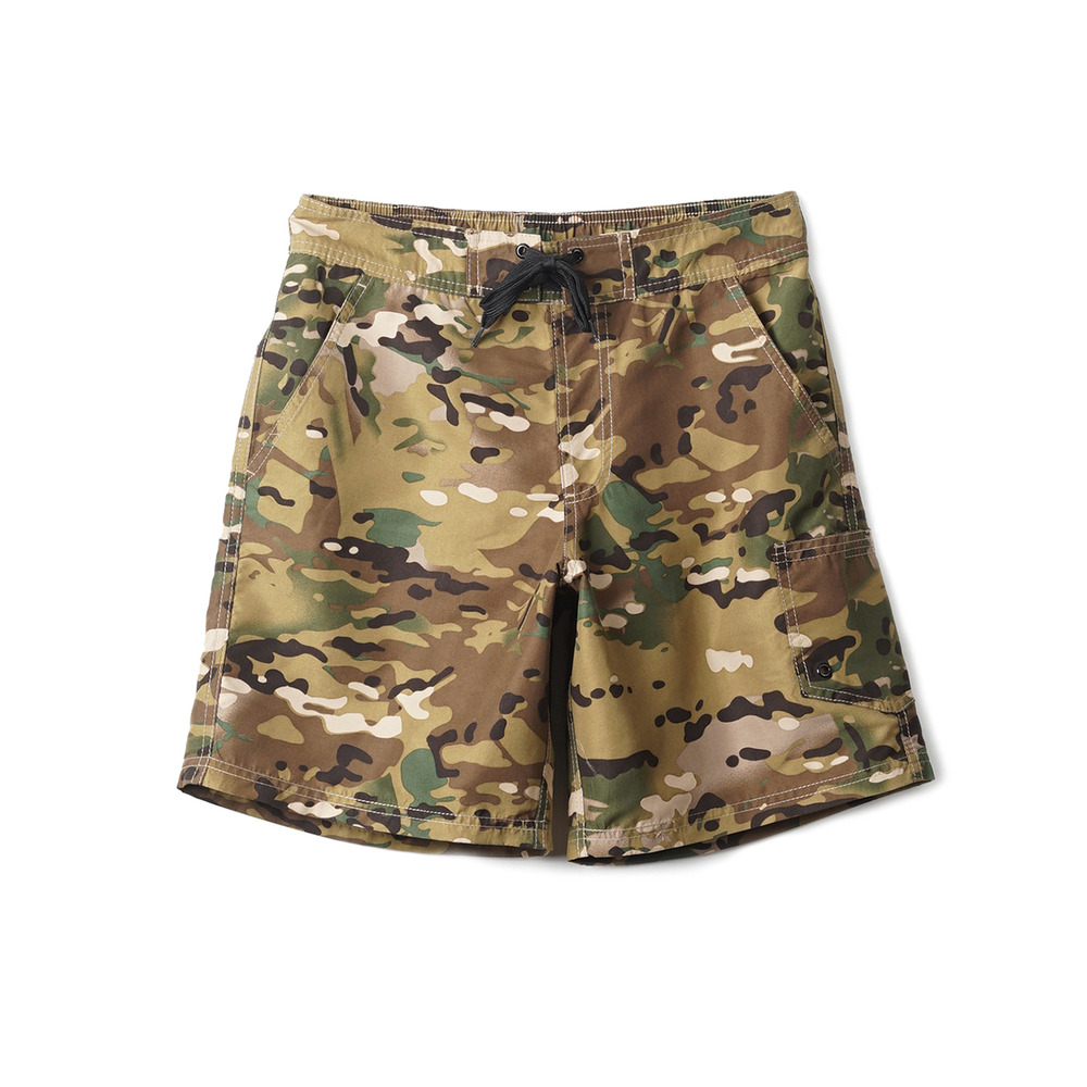 Camouflage Shorts & Swim Pants 'Multi'