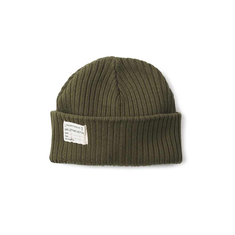 US Type NAVY Summer Watch Cap 'Olive'