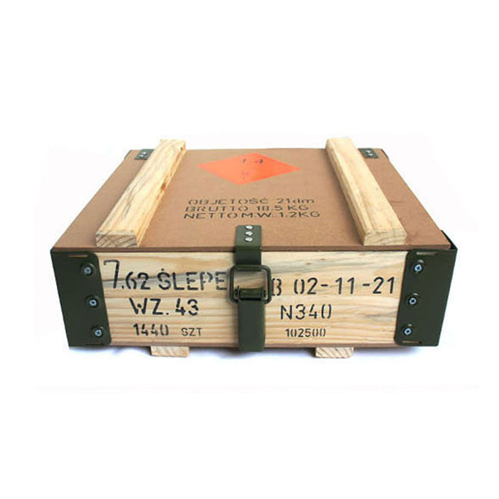 Poland Type AMMO Box Metal Frame