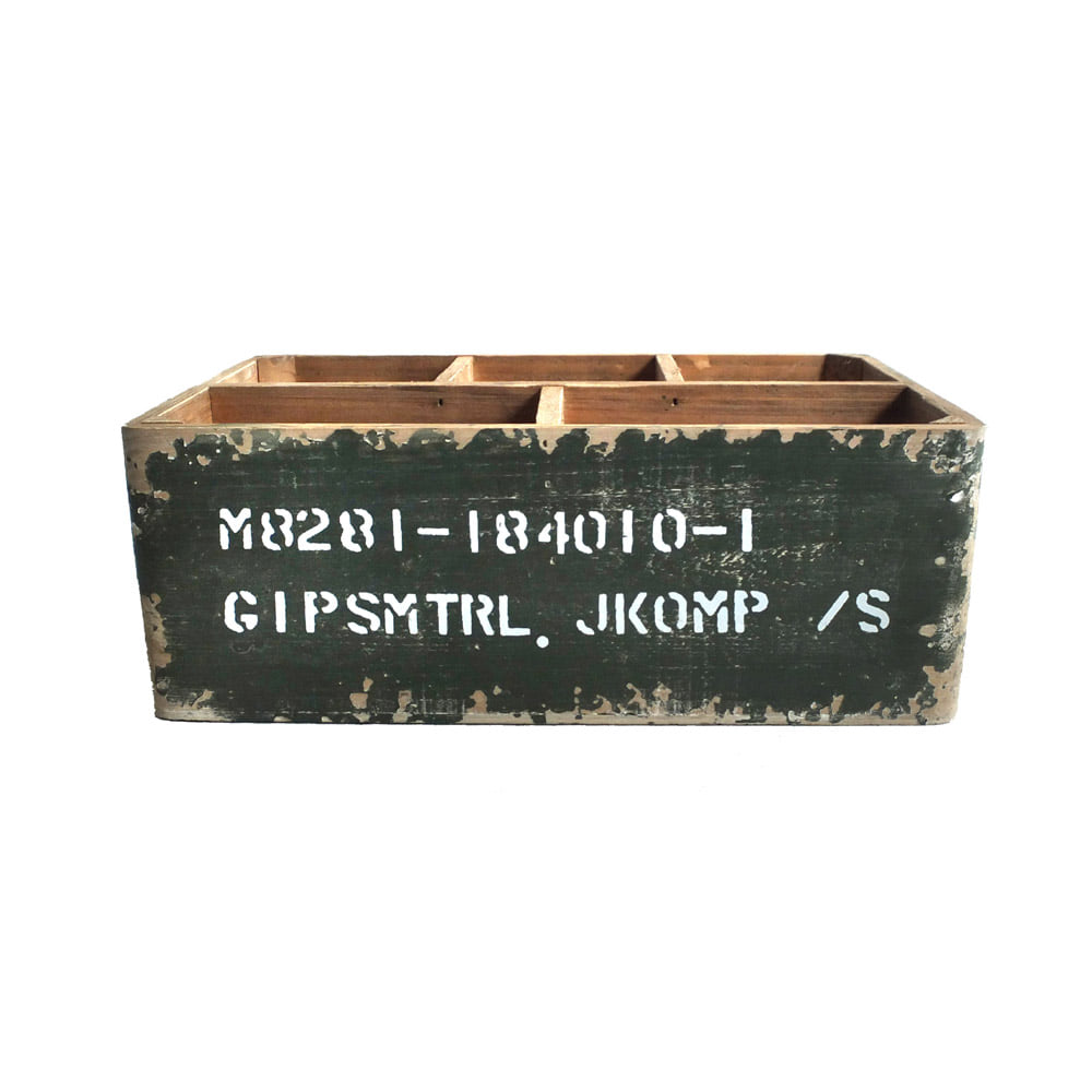 Storage Wood Box SWD S 5spt