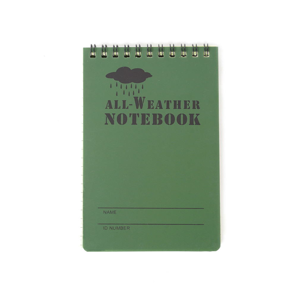 All-Weather Notebook 'M'