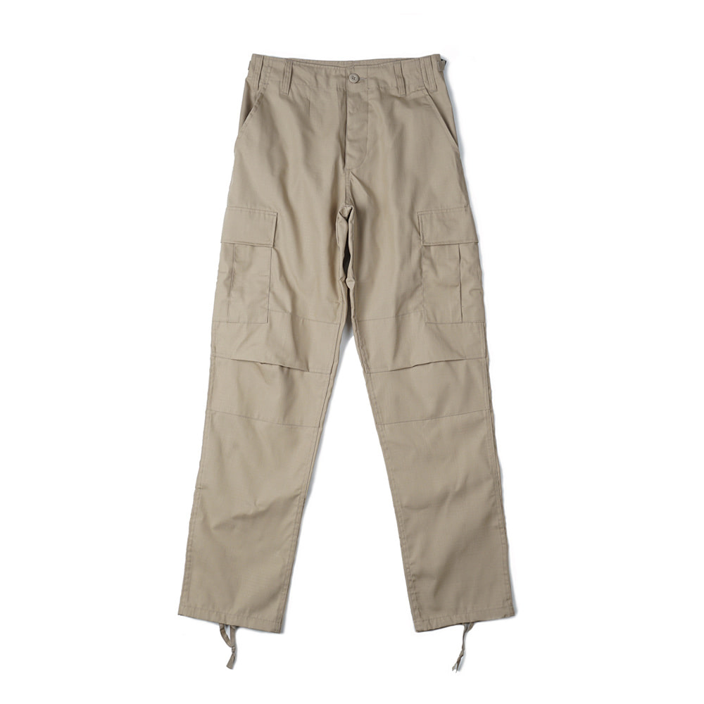 US Type B.D.U Pants Ripstop 'Khaki'