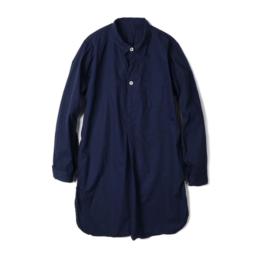 Sweden Type Grandpa Shirt 'Navy'