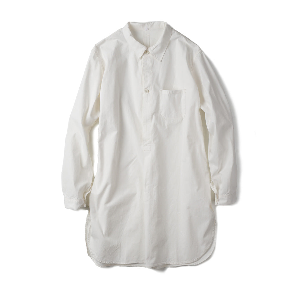 Sweden Type Grandpa Shirt 'White'