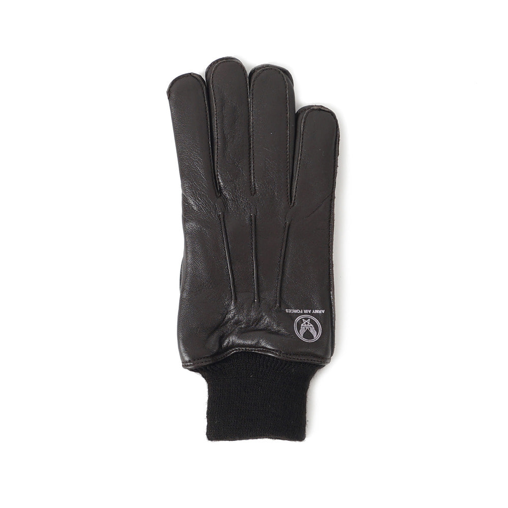 US Type A-10 Leather Glove 'Brown'
