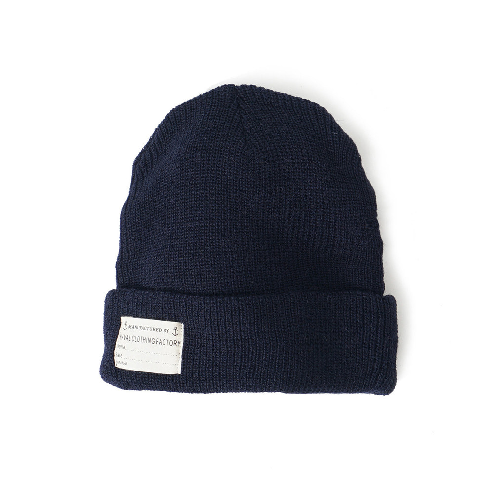 US Type NAVY Wool Watch Cap 'Navy'