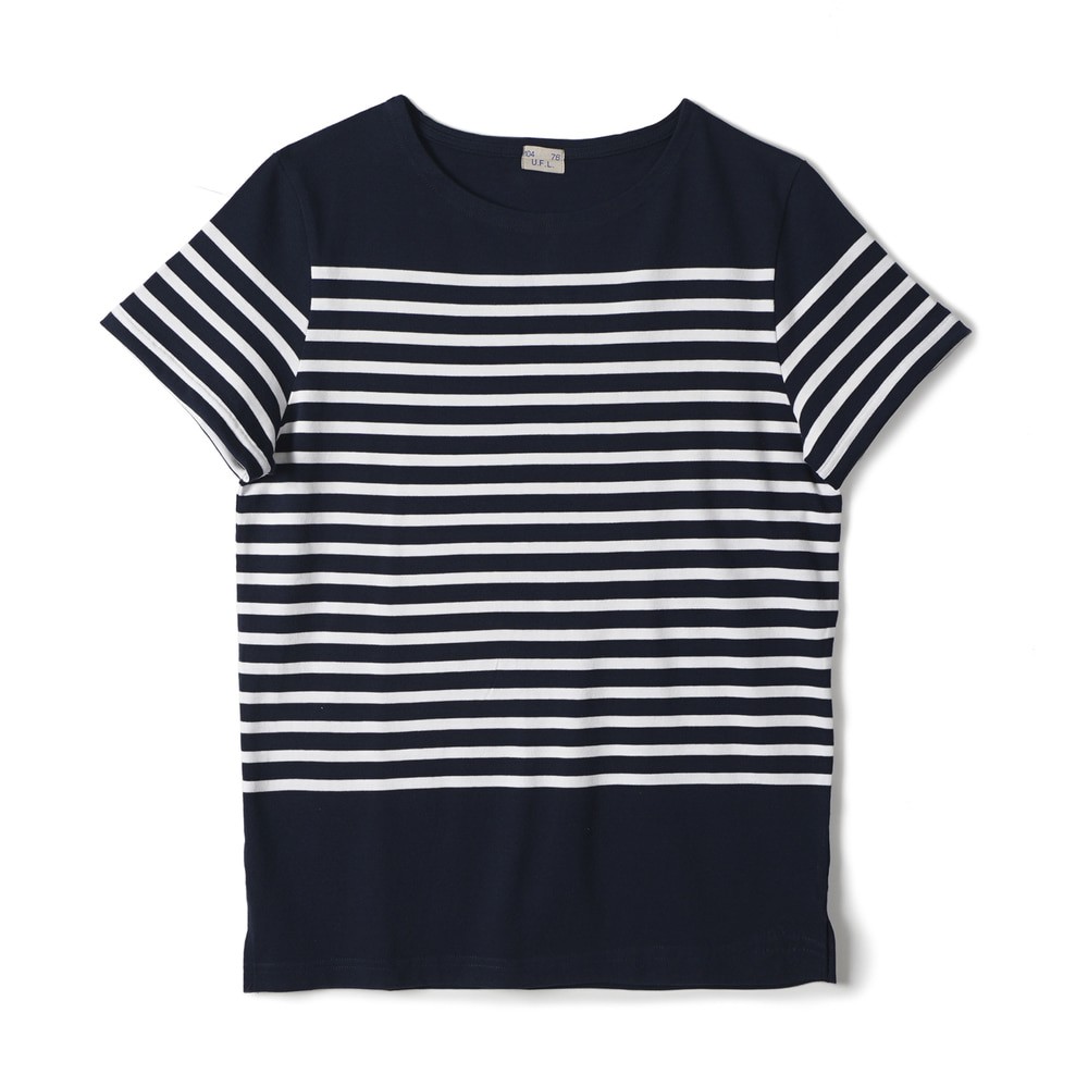 French Type Border T-Shirts 'N-W'