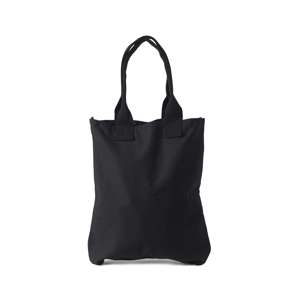 Military Canvas Tote Bag 'Black'