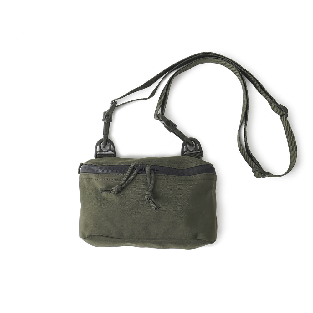 GP0181 Shoulder Pouch 'Olive'