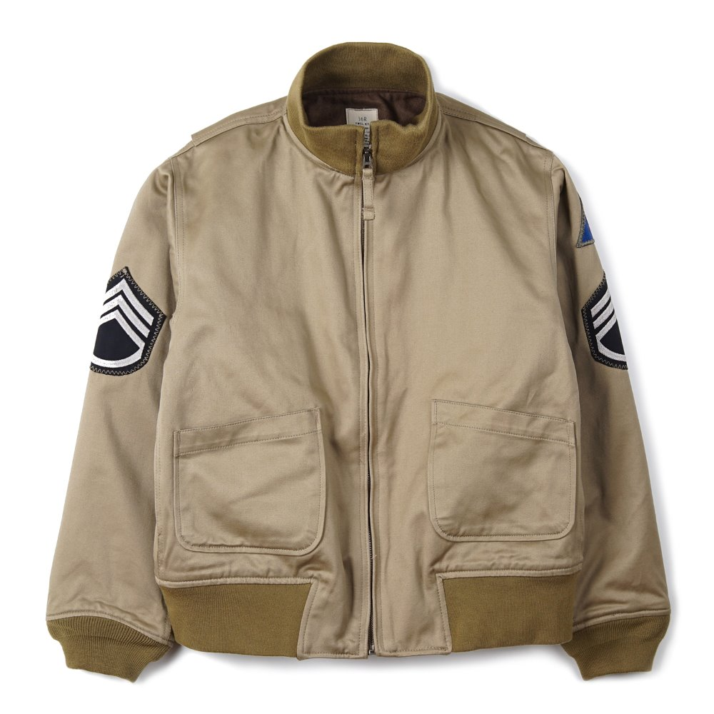 US Type Tankers Jacket 1st Model
