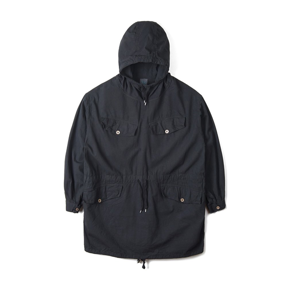 French Mle50 Mountain Anorak 'Black'