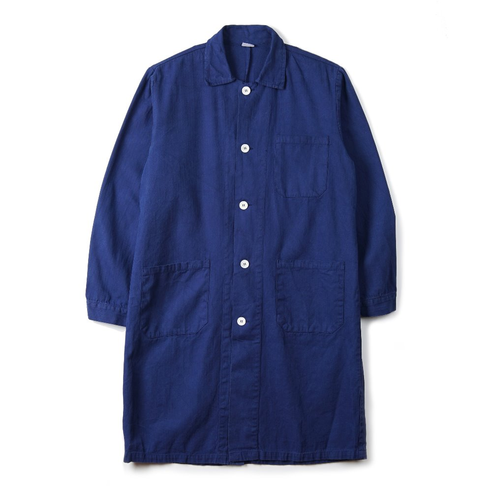 Czech Type Work Coat 'Navy'