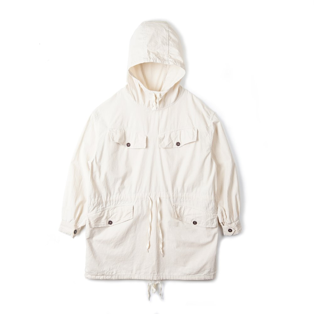 French Mle50 Mountain Anorak 'Off White'
