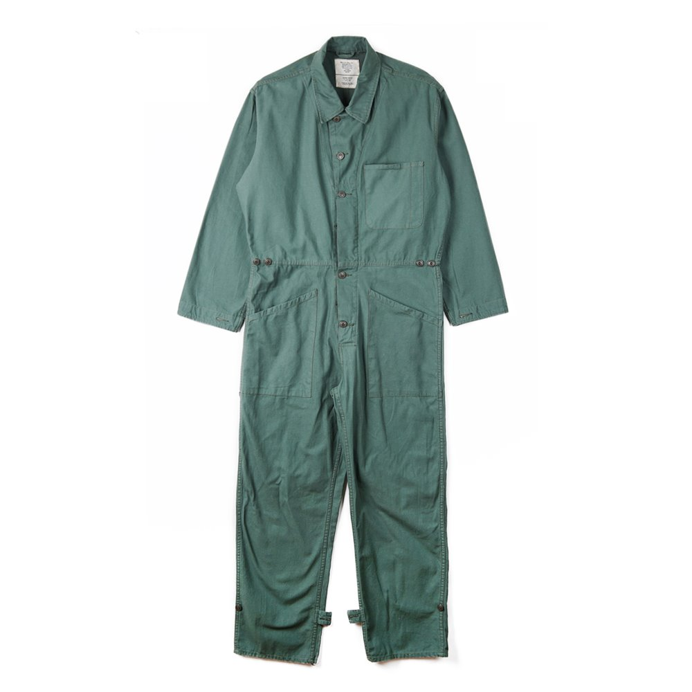 US Type Cotton Sateen Coveralls Type-1