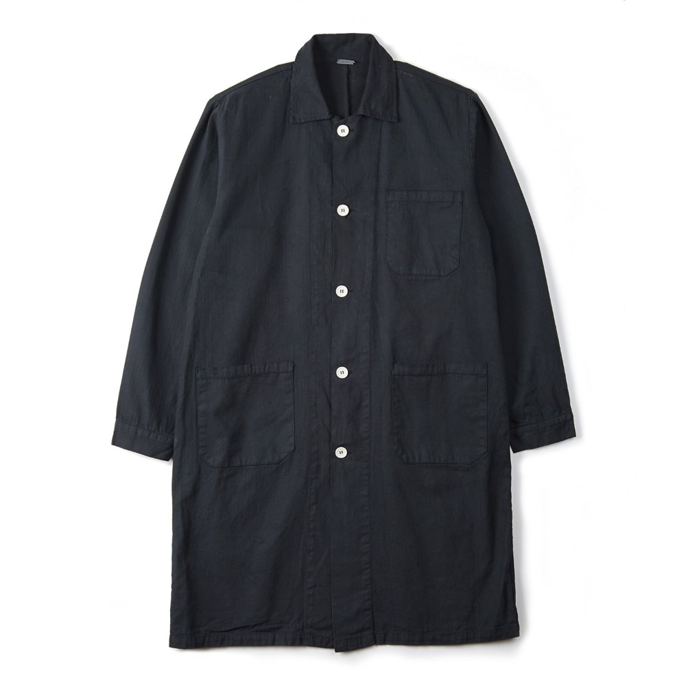 Czech Type Work Coat 'Black'
