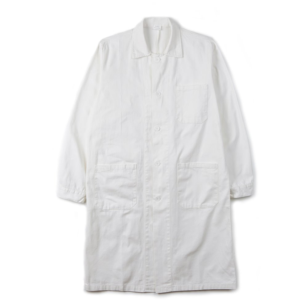 Czech Type Work Coat 'White'