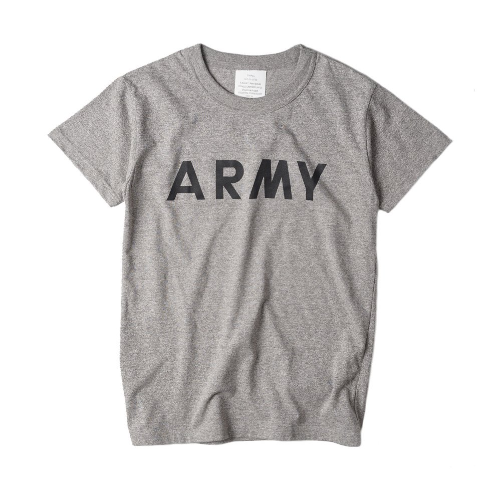 US Type ARMY T-Shirts 'Grey'