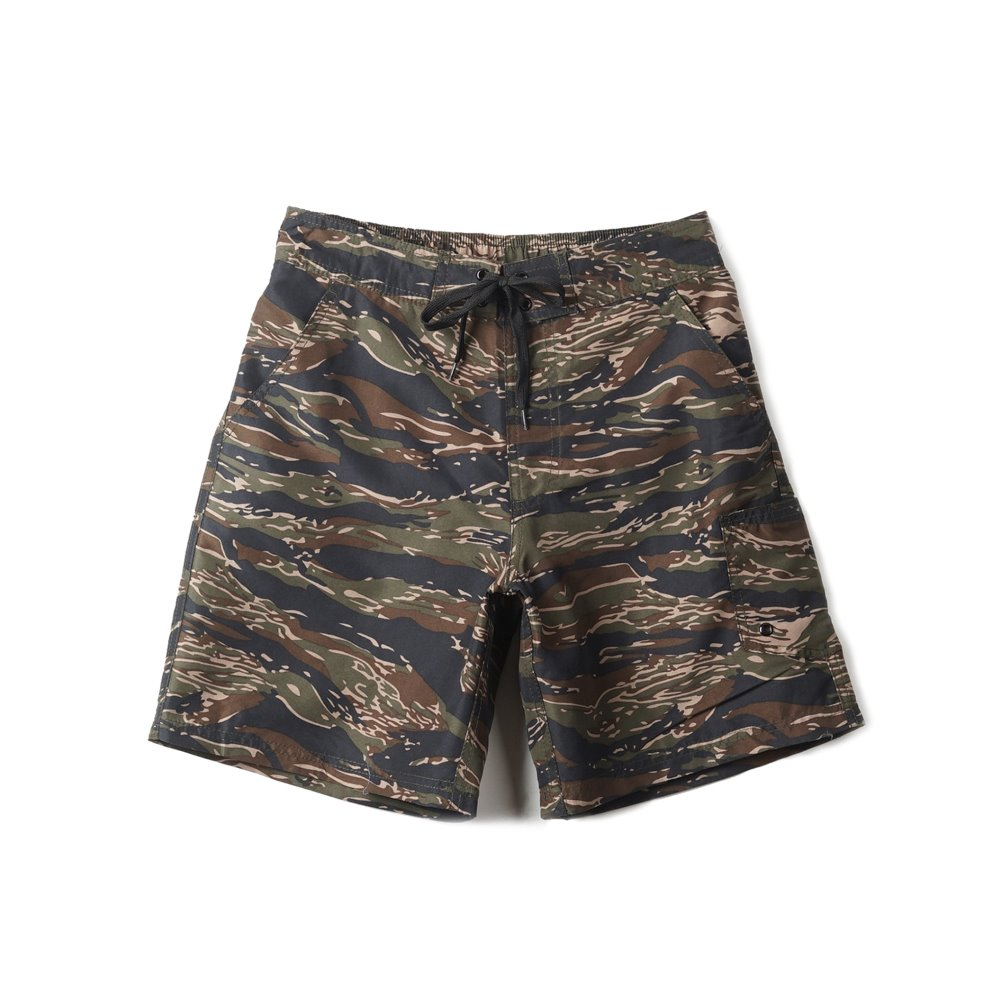 Camouflage Shorts & Swim Pants 'Tiger'