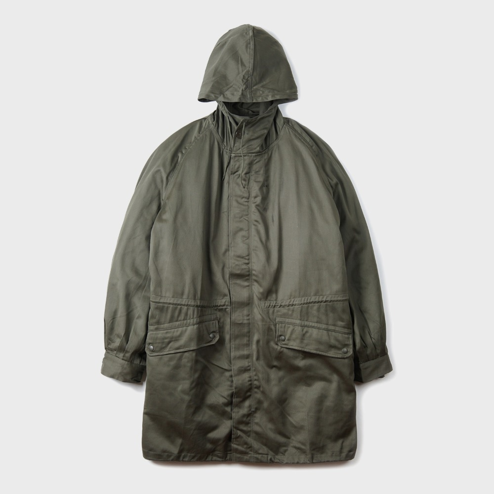 Deadstock French Military M64 Parka