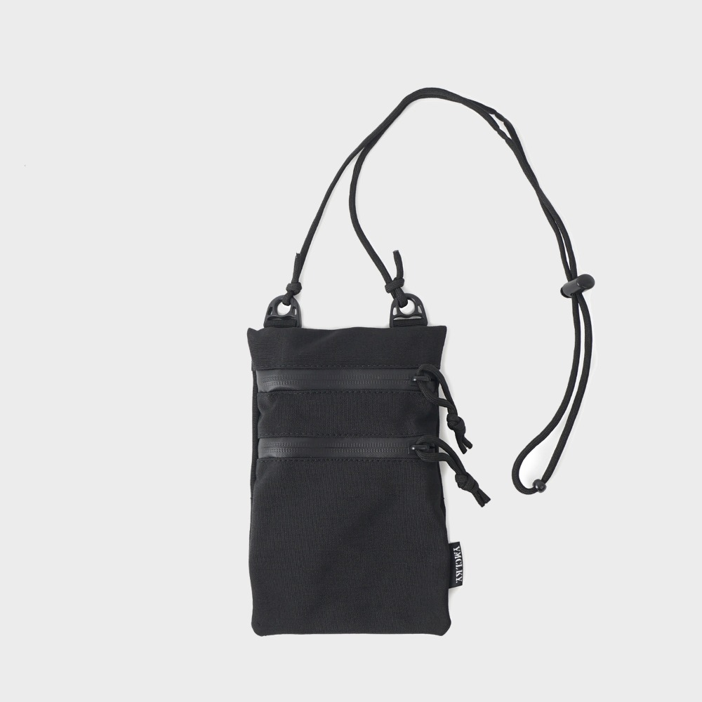 GP0185 Neck Pouch Pouch - Black
